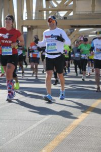 NYC Marathon - Cold