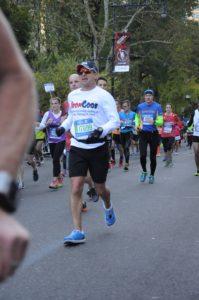NYC Marathon -Running