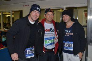 NYC Marathon - Dom & Ryan