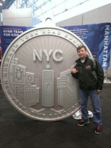 NYC Marathon - expo 1