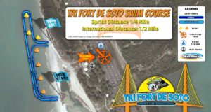 Florida Triathlon FD3 Swim