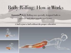 Yamuna Body Rolling