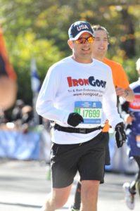 NYC Marathon - Race Face