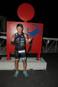 Ironman Maryland Medaling Goof