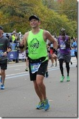 NYC Marathon Almost There