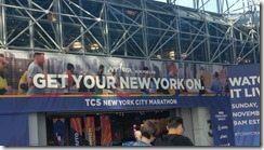 NYC Marathon The Expo