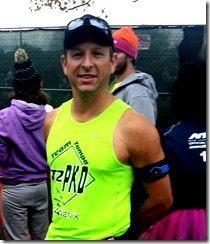 NYC Marathon Start Corral