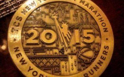 NYC Marathon: Goof Recap