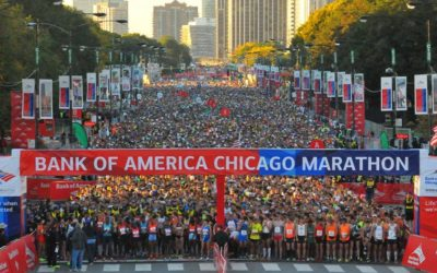 Chicago Marathon 2016: Goof Race Recap