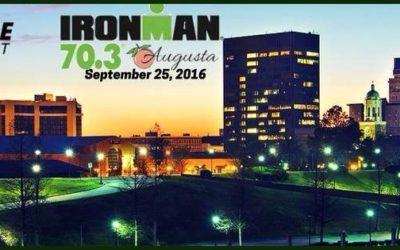 Ironman Augusta 70.3 2016 Race Recap