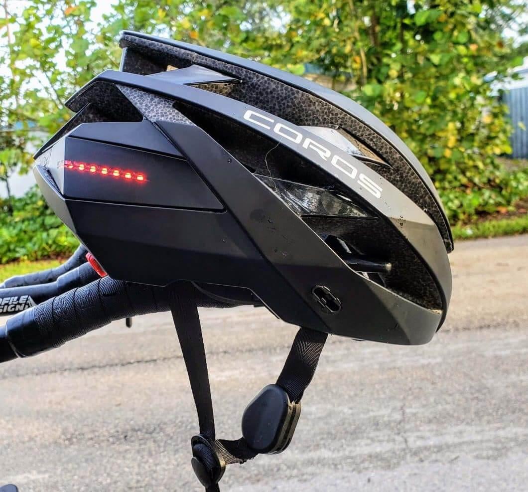 Coros Smart Helmet
